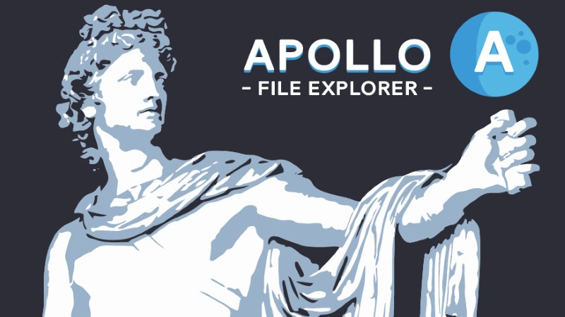 apollo file explorer